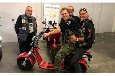 """LZA Motos en la Concentración Motera """"La Cipotegato"""" 2019"""