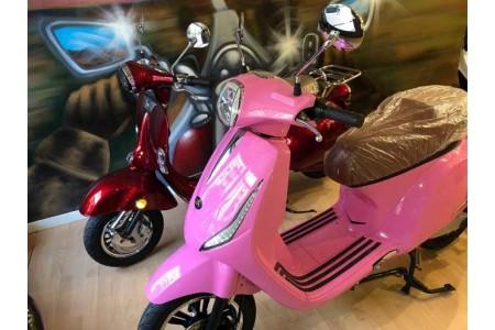 Motos eléctricas en Zaragoza